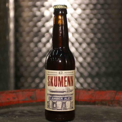 Bière Ambre Ale de Skumenn
