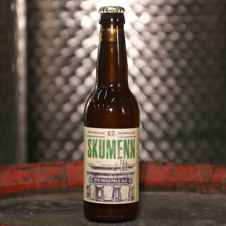 Bière IPA au seigle de Skumenn
