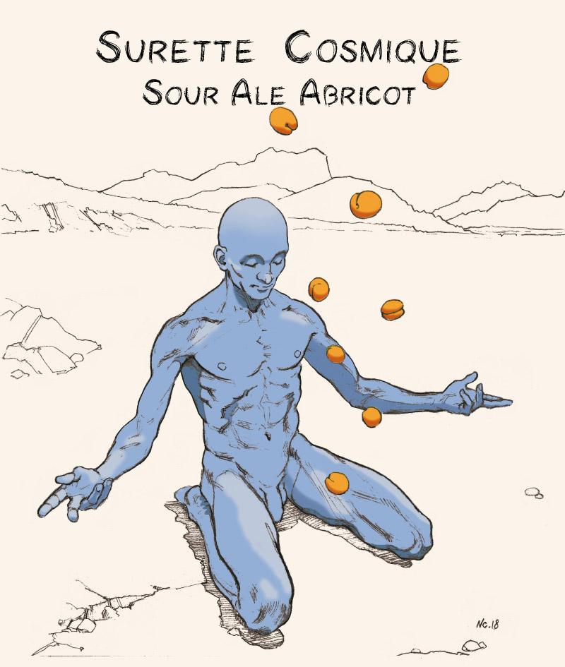 Une toute nouvelle bière cosmique !