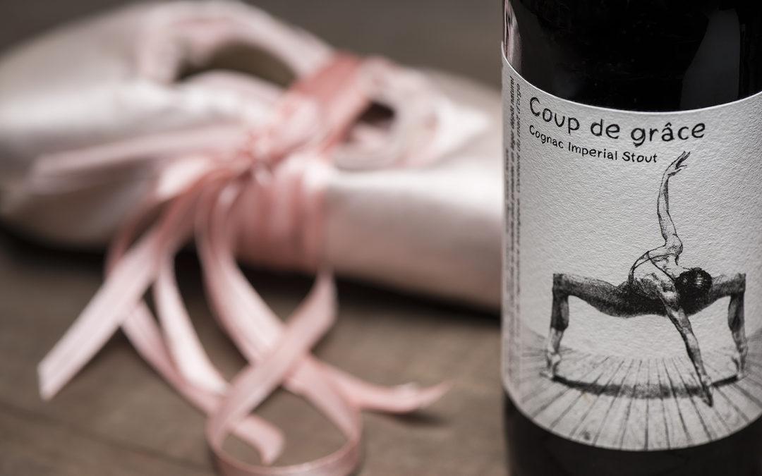 Skumenn – Coup de grâce (cognac barrel aged Imperial Stout)