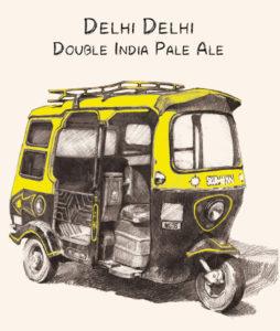 Delhi Delhi Double IPA