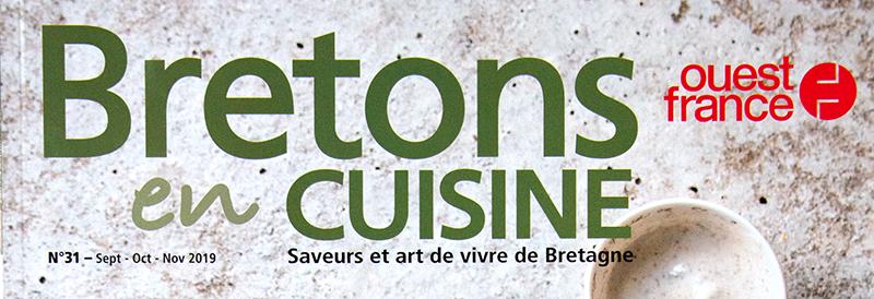 Skumenn à l'honneur dans Bretons en Cuisine