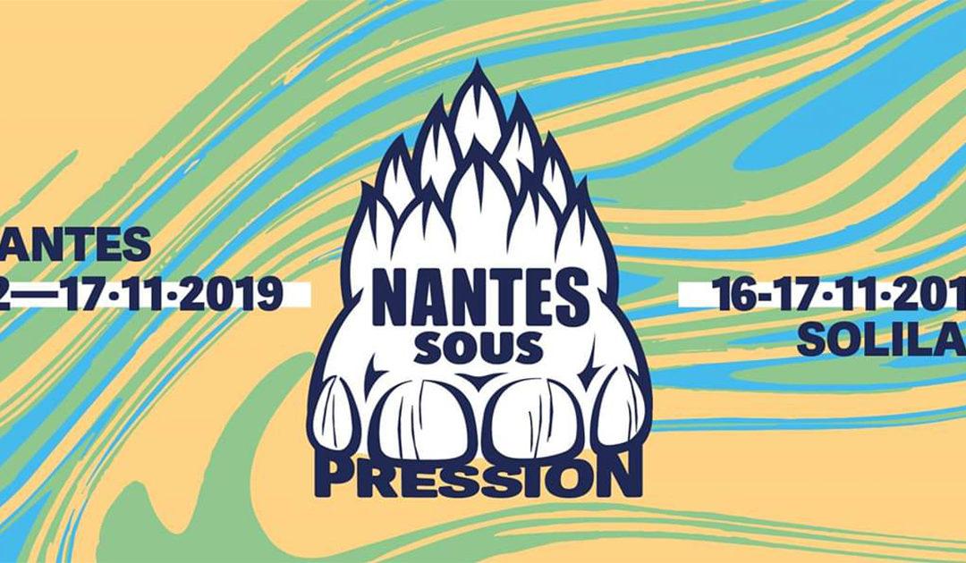 Nantes Sous Pression, en toute décontraction