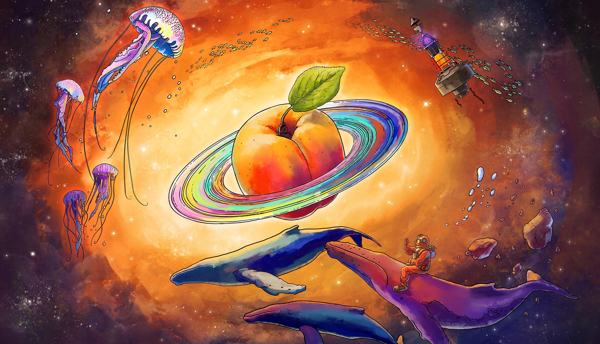Surette Cosmique Sour Ale Abricot